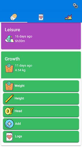 Baby Feeding Tracker - Newborn Feeding and Care 0.0.20 Screenshots 2