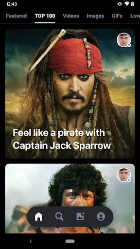 Reface: Face swap videos and memes with your photo  Screenshots 6