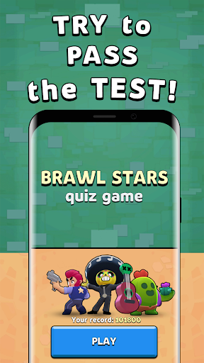 Quiz for Brawl Stars  Screenshots 1