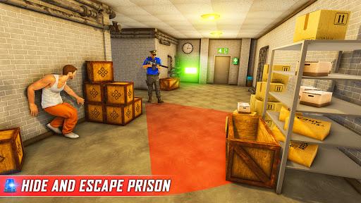 Code Triche Grand Jail - Jeu d'évasion de prison APK Mod screenshots 1