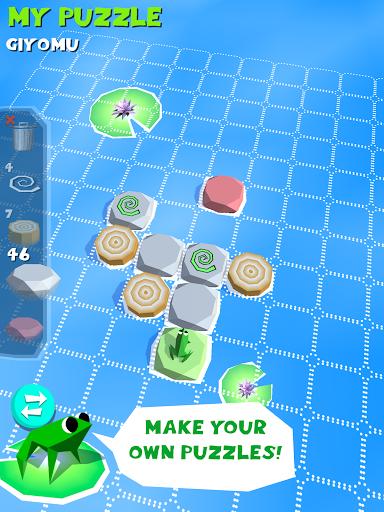 Frog Puzzle ud83dudc38 Logic Puzzles & Brain Training 5.8.5 screenshots 7