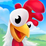 Farm games offline: Village