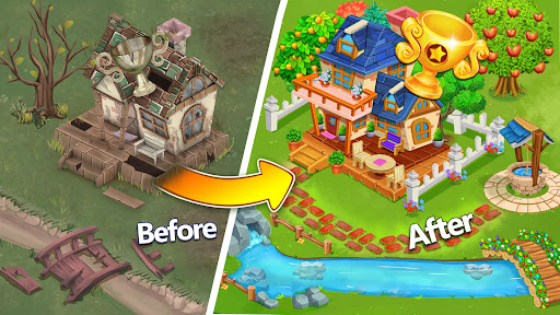 Farm Garden City Offline Farm apkmartins screenshots 1