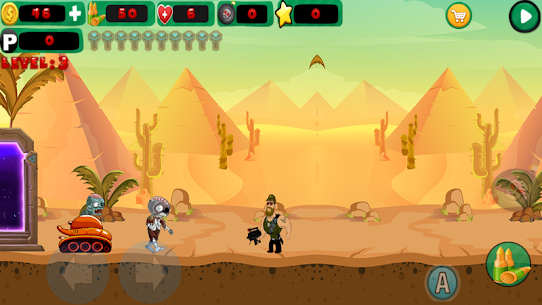 Zombie Wars Hack Online (Android iOS) 1