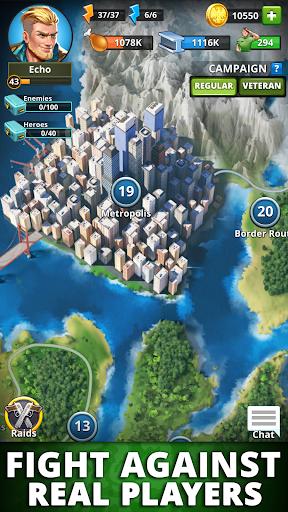 Puzzle Combat: Match-3 RPG 25.0.0 screenshots 6