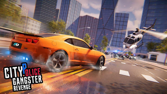 Virtual Police Officer Crime City- Gangster Games 1.0.8 screenshots 1