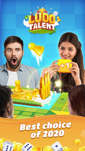 Télécharger Ludo Talent- Super Ludo Online Game APK MOD (Astuce) screenshots 1