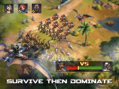 Dino War: Rise of Beasts Image 3