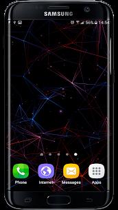 Particles Plexus FX Wallpaper APK 5