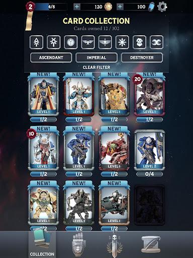 Warhammer Combat Cards - 40K Edition 32.3 screenshots 7