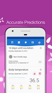 Period Tracker Bloom, Menstrual Cycle Tracker