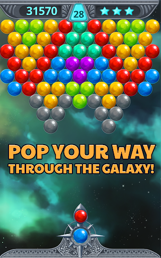 Bubble Shooter Space 2.6 Screenshots 16