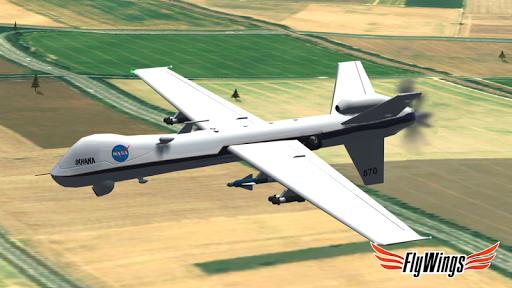 Flight Simulator 2015 FlyWings Free 2.2.0 screenshots 14
