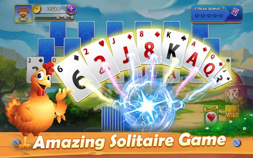 Solitaire Card - Harvest Journey  screenshots 8