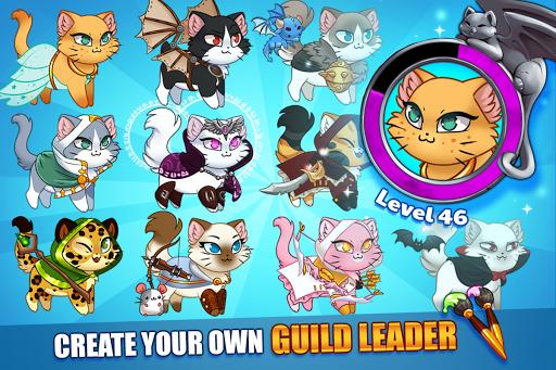 Castle Cats - Idle Hero RPG 2.15.3 screenshots 7