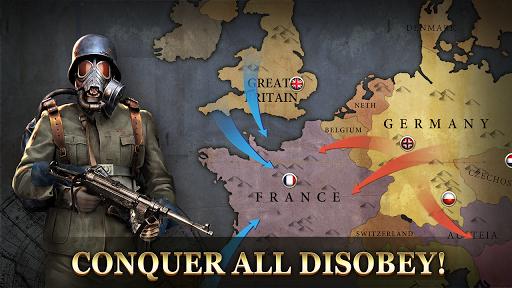 WW2: Strategy Commander Conquer Frontline  screenshots 23