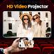 Live HD Video Projector Simulator