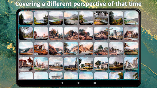19th Century Paintings Switch Puzzle  screenshots 18