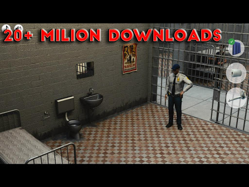 Prison Escape - try the uncharted adventure game 2.15.2 screenshots 1