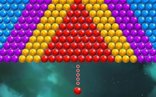 Bubble Shooter Space  screenshots 1