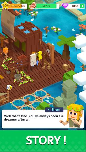 Ark Adventure: Farm at Sea  screenshots 2