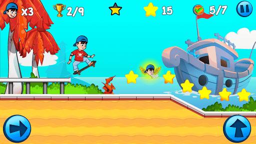 Skater Kid 7.1.33 screenshots 4