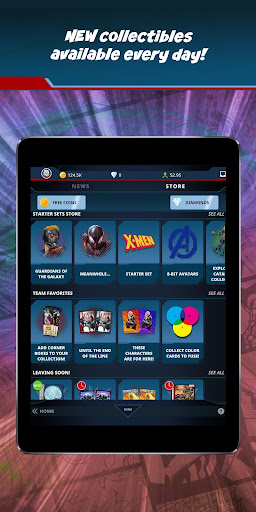 Marvel Collect! by Topps Card Trader 14.3.1 screenshots 11