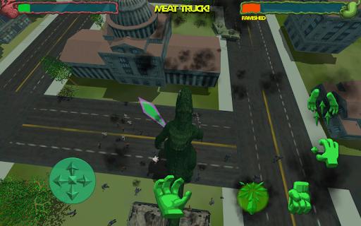 Monster Eats City  screenshots 6