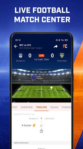 Cricket Live Stream, Scores & Predictions: FanCode android2mod screenshots 7