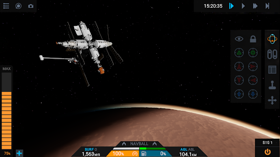 SimpleRockets 2 Screenshot