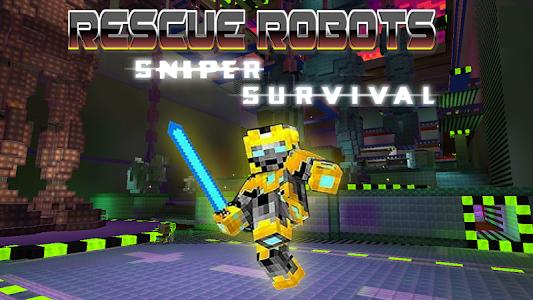 Rescue Robots Sniper Survival 1.92
