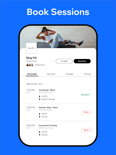 Spaces: Connect with Your Favorite Business.  screenshots 10