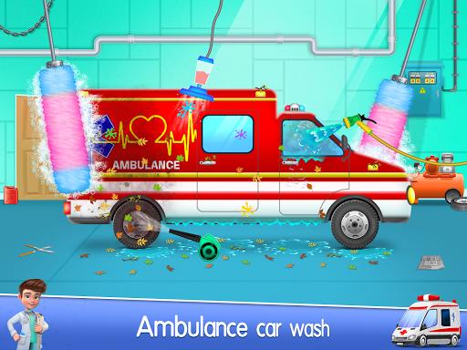 Ambulance Doctor Hospital - Rescue Game  screenshots 13