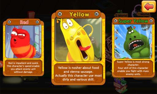 Larva Heroes: Lavengers modavailable screenshots 8