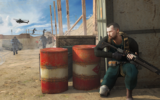 last day battleground: survival v2 screenshot 1