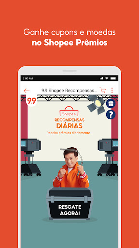Shopee: Compre Online no 9.9 android2mod screenshots 4