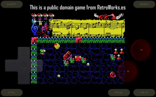 fMSX - Free MSX Emulator  screenshots 12
