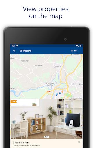 ImmoScout24 Switzerland u2013 Rent a flat, buy a house 4.10.5 Screenshots 9