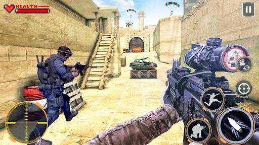 Impossible Commando Shooter Fps Fury 1.0 screenshots 1
