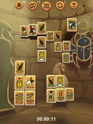 Doubleside Mahjong Cleopatra 2.9 screenshots 15
