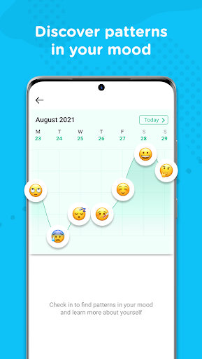 Woebot: Your Self-Care Expert android2mod screenshots 4