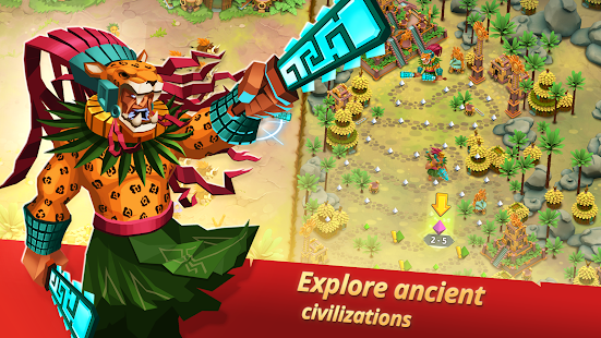Hack Game Game of Nations: AFK Epic Discord of Civilization apk free