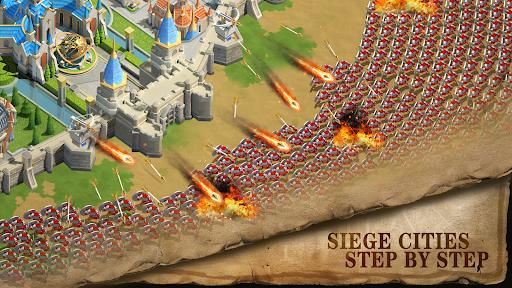 War and Empires: 4X RTS Battle screenshots 5
