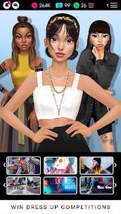 GLAMM'D – Style & Fashion Dress Up Game 1.6.2 5