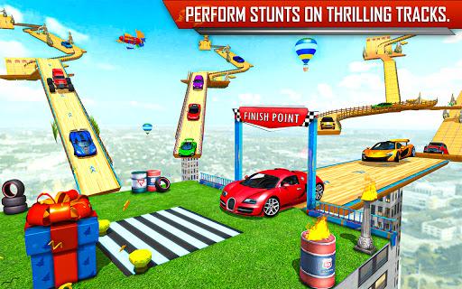 Mega Ramp Car Stunt Games 3d  screenshots 18