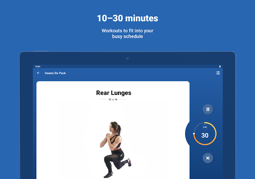 Fitify: Workout Routines & Training Plans android2mod screenshots 17