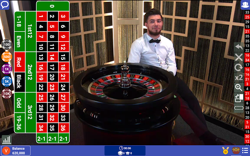 Live Casino: Play Roulette, Baccarat, Blackjack 21 screenshots 5