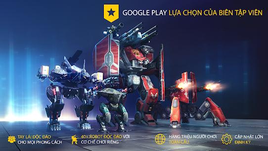 War Robots. Game Chiến thuật Nhiều người chơi 6v6 1