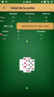 French Belote  APK screenshots 6