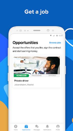 Jobandtalent modavailable screenshots 2